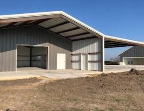 Barndominium in Westphalia, TX