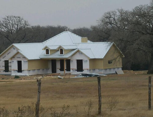 Galvalume Roof in Thorndale, TX