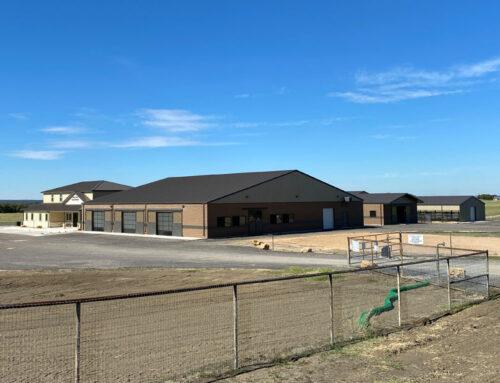 Brazos Valley Equine Center – Salado TX